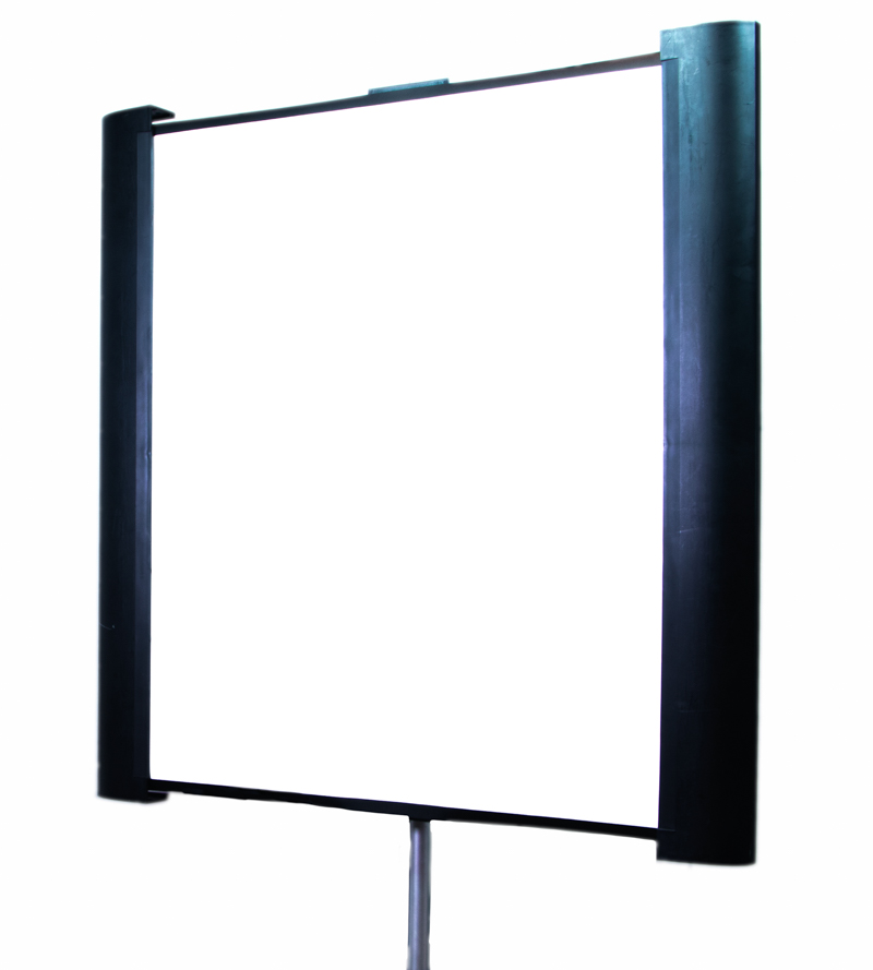 Expandable and portable projector screen