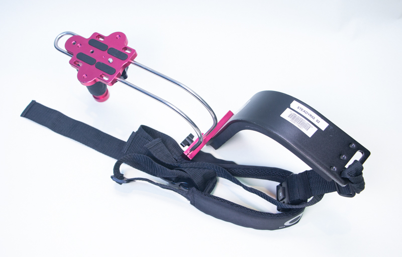 A single grip Revo shoulder mount